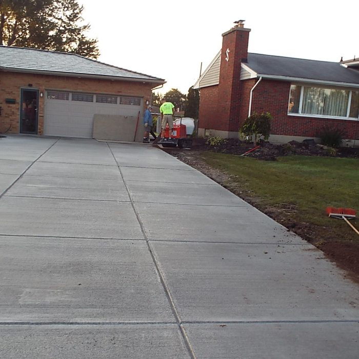 Stamped Patio, Driveway, Sidewalk, Pool Fill In – PART 2