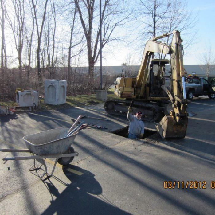 Commercial Concrete – Drainage
