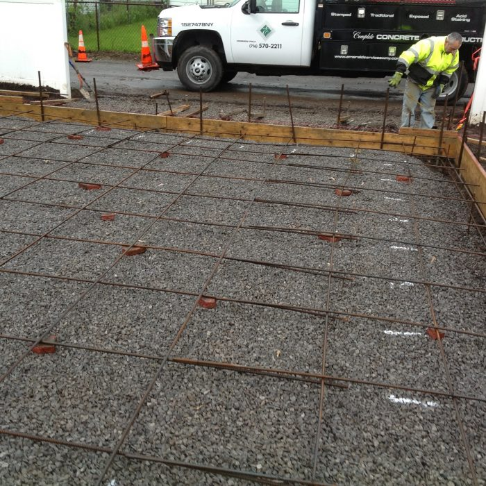 Garage Slab – Amherst