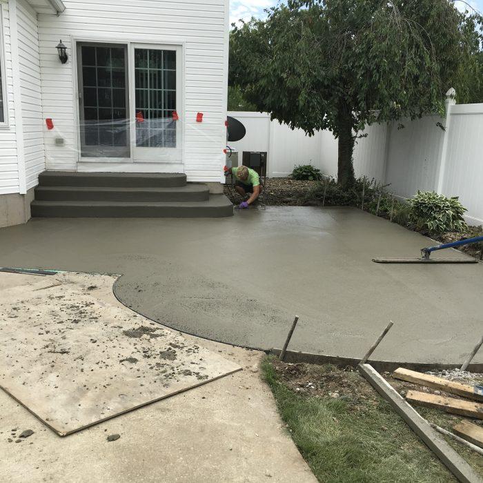 Pool Deck Patio – Lancaster