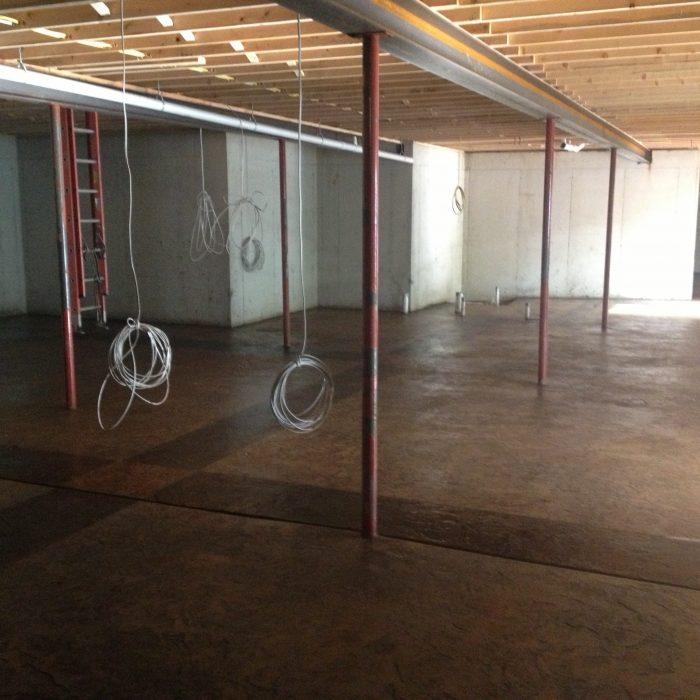 Concrete Floors / Basements / Pads
