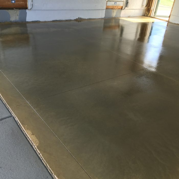 Concrete Floors / Basements / Pads