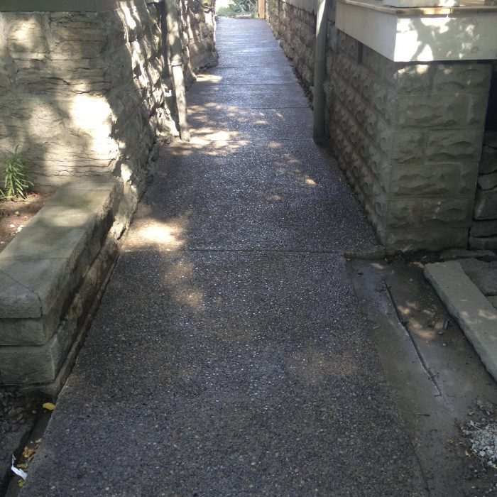 Exposed Aggregate Concrete – Allentown