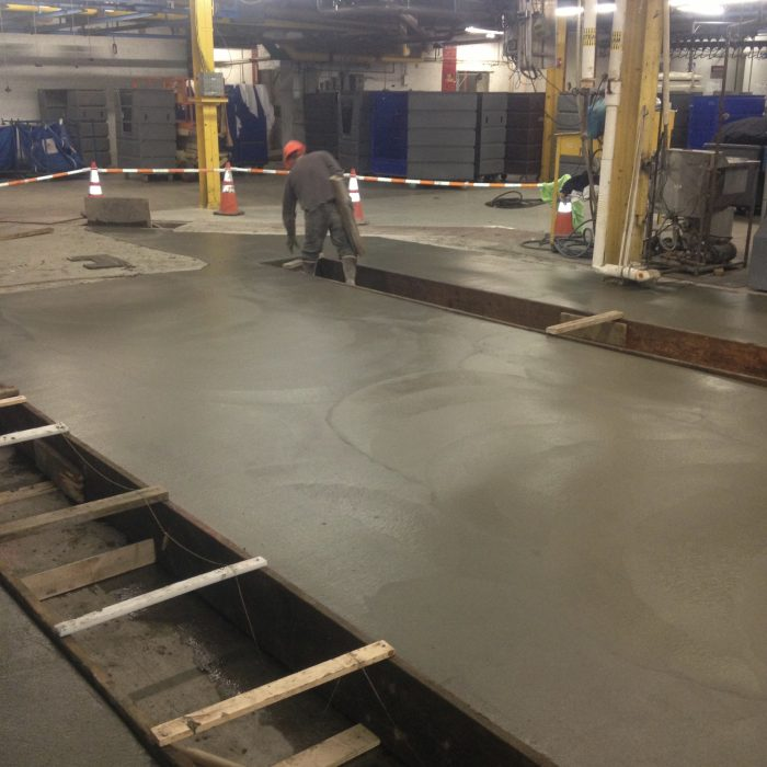 Commercial Concrete Work